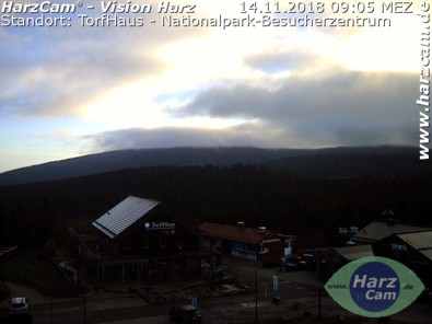 Webcam Ski Resort Altenau - Torfhaus cam 2 - Harz