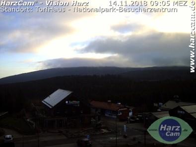Webcam Ski Resort Altenau - Torfhaus cam 2 - Harz