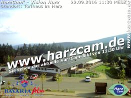 Webcam Torfhaus