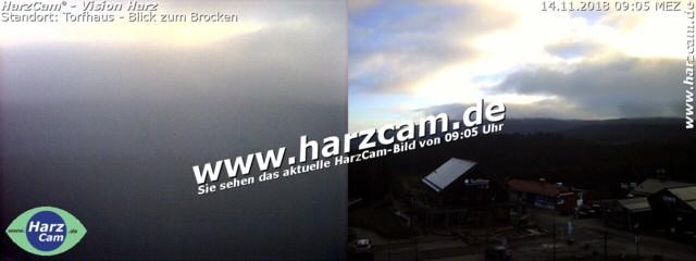Webcam Torfhaus
