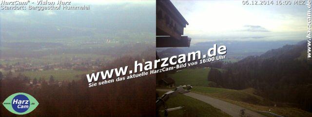 Webcam Skigebiet Oberaudorf - Hocheck Berggasthof - Oberbayern