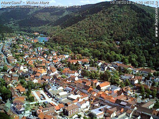Webcam Skigebiet Bad Lauterberg Harz